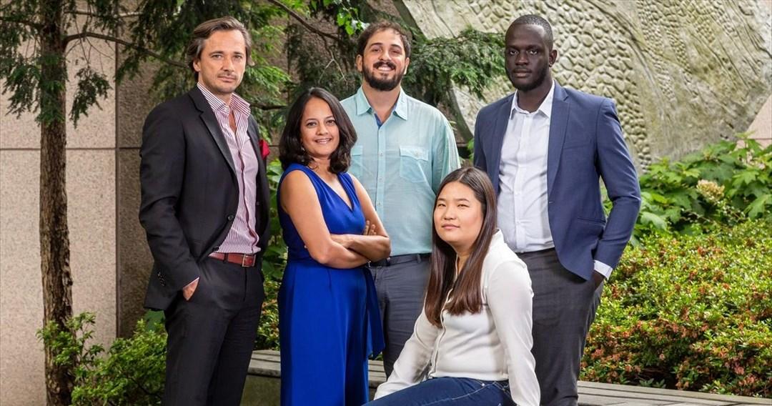 Οι εφετινοί νικητές των Rolex Awards for Enterprise
