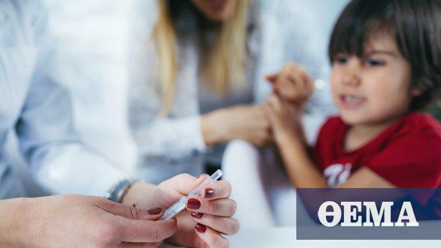 «Πράσινο φως» στον υποχρεωτικό εμβολιασμό των παιδιών